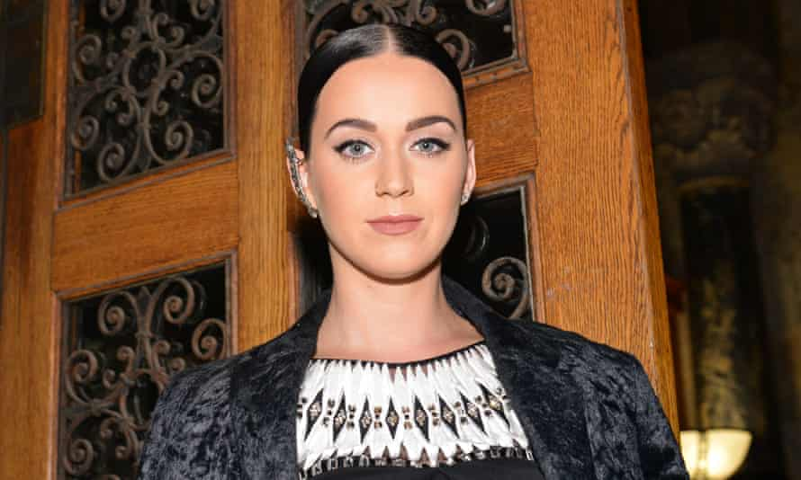 American singer and actress Katy Perry has a record following of more than 80 million on Twitter.