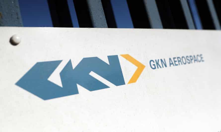 GKN sign