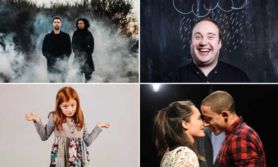 Orange Tree theatre productions, 2017-18: Black Mountain, Every Brilliant Thing, Romeo and Juliet and How to Be a Kid