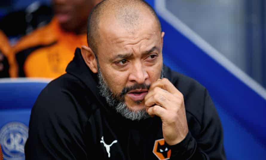 Nuno Espírito Santo has taken Wolves to the top of the Championship and is a target for Everton.