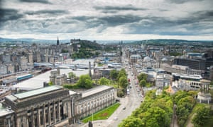 Development is not the only threat for Edinburgh's historic centre preservation, according to the survey.