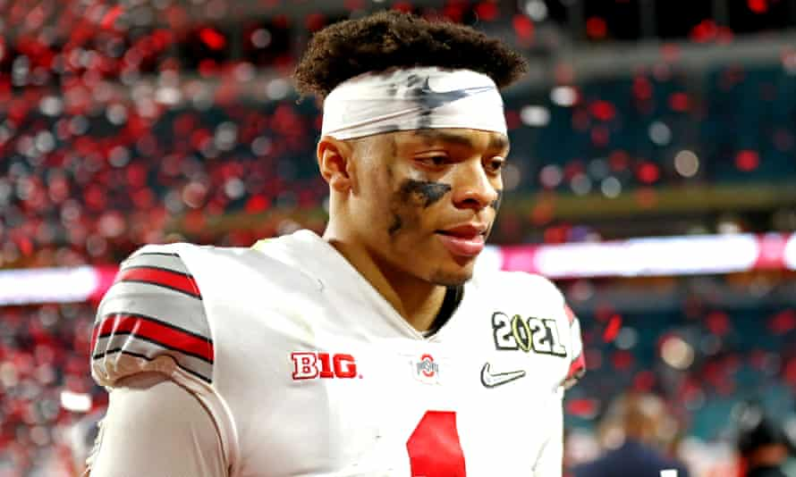 Justin Fields had two standout years as Ohio State's starter