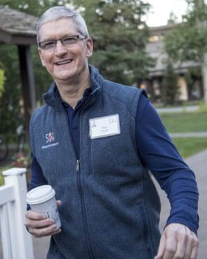 苹果首席执行官蒂姆库克表示,该公司将继续在爱尔兰投资。