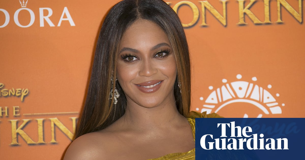 Beyoncé's clothing range criticised for lack of body diversity