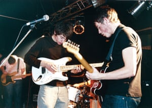 Arctic Monkeys at the Astoria in 2005.