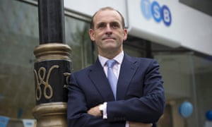TSB chief Paul Pester steps down after IT meltdown | Business | The