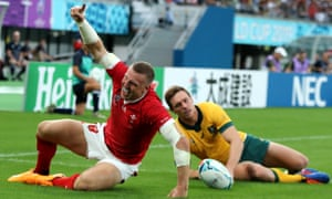 Wales's victory over Australia in Tokyo makes them certainties to win Pool D.