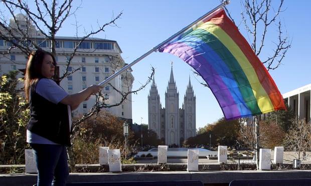 LDS church's anti-gay stance