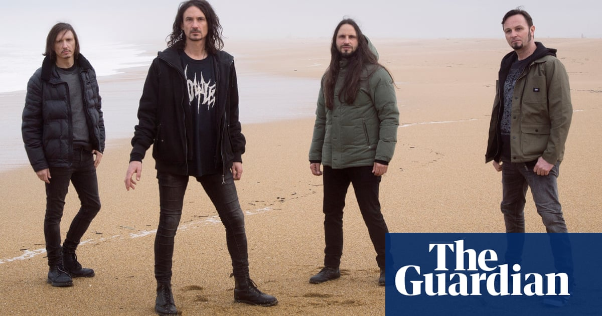 'Nature is hurting': Gojira, the metal band confronting the climate crisis
