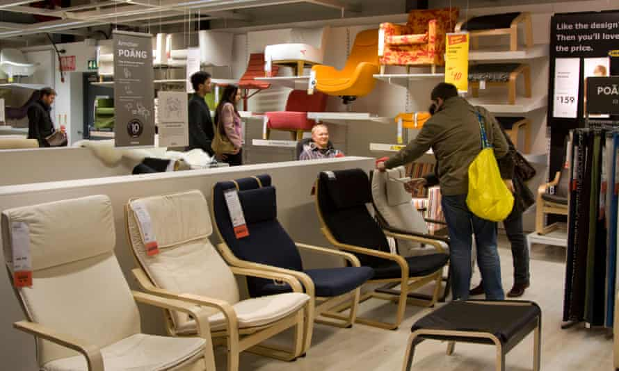 Ikea Store - Edmonton - London