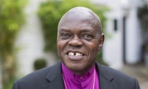 John Sentamu … fighting to save Easter.