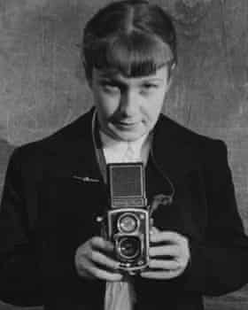 Self-portrait 1954.