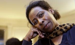 Rwandan novelist Scholastique Mukasonga
