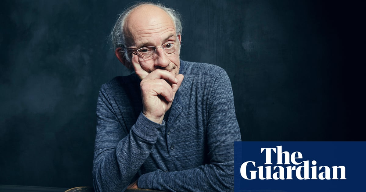 'Wife No 5 is the last': Back to the Future's Christopher Lloyd on love and life