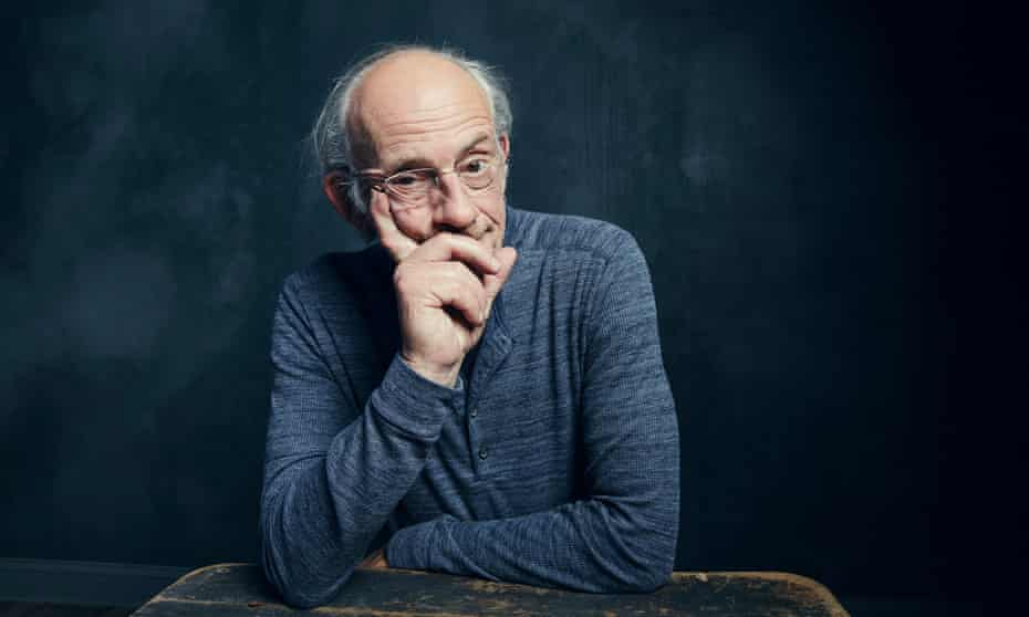 Christopher Lloyd: 'I want the excitement of making a point.'