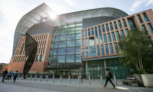 The new building was nominated for this year's Carbuncle Cup.