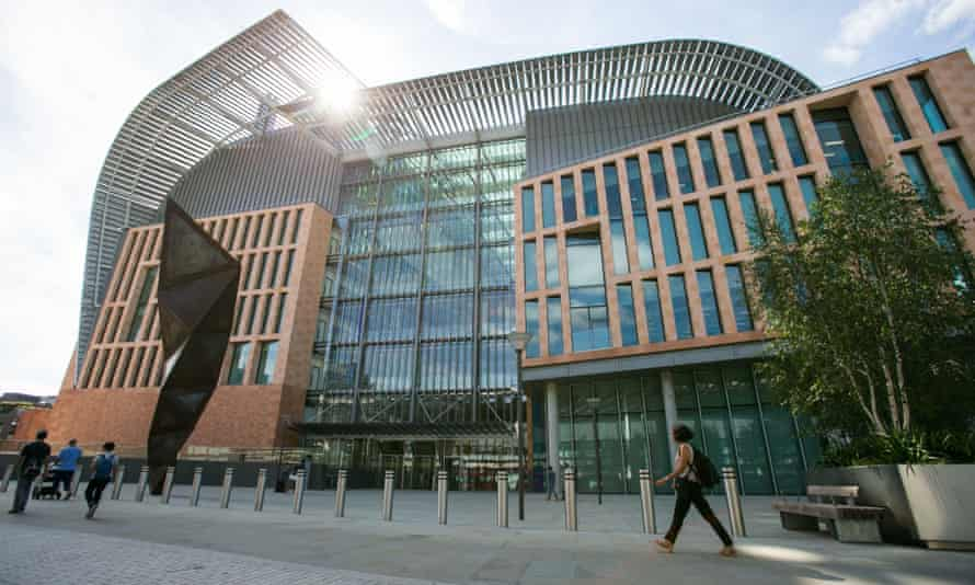 The new Francis Crick Institute will be the biggest biomedical research institute under one roof in Europe.