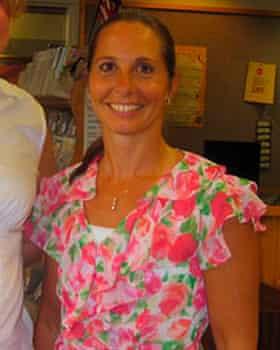 Elementary school principal Dawn Hochsprung.