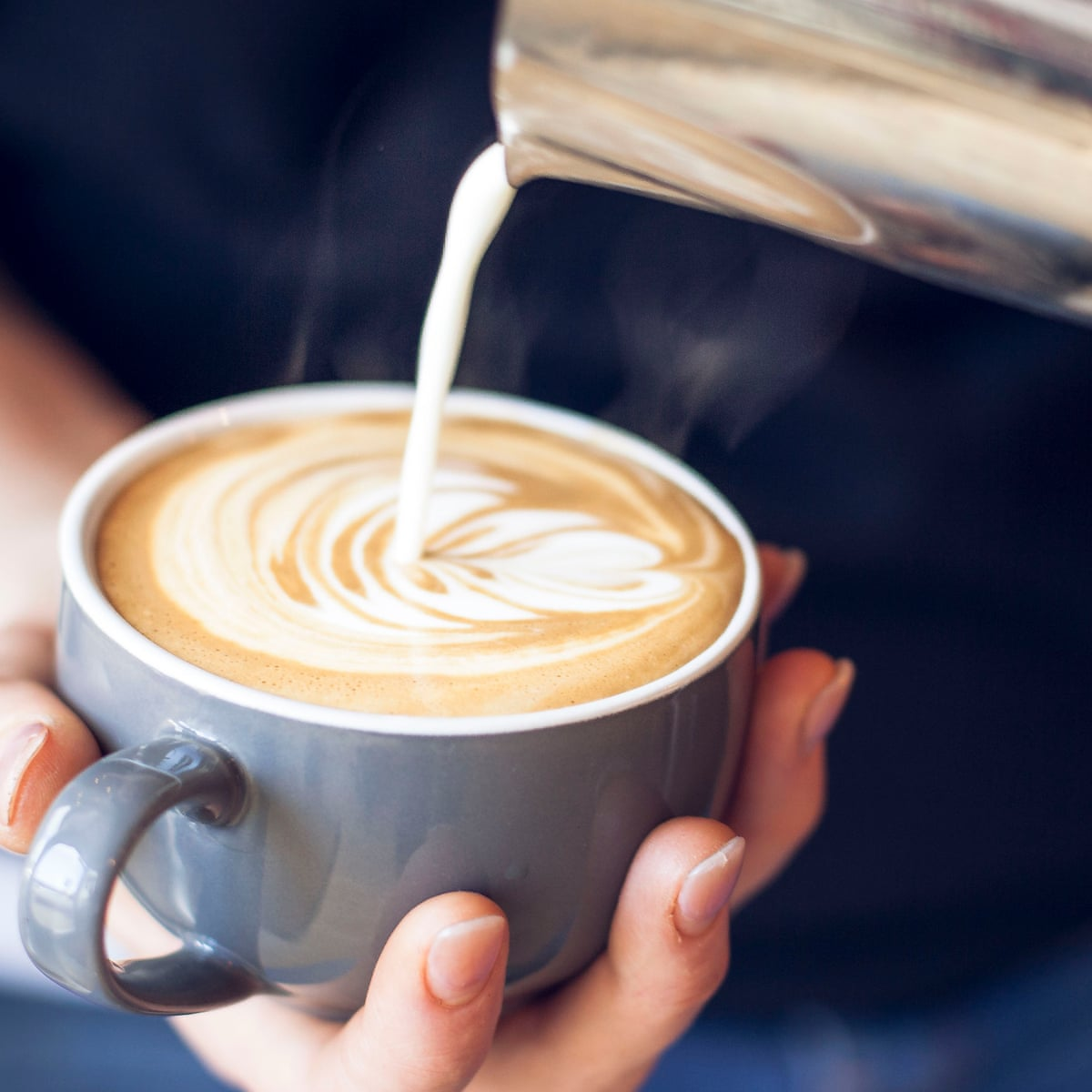 No safe level of coffee drinking for pregnant women, study says | Life and  style | The Guardian