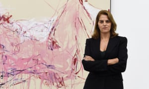 Tracey Emin said that she was diagnosed with bladder cancer earlier this year and is now in remission.