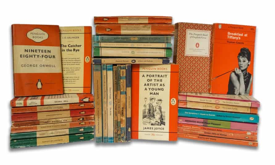 Penguin Vintage books