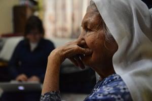 Fakhria Momtaz's mother