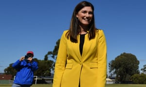Liberal member for Boothby Nicolle Flint