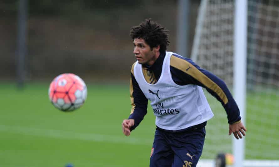 Mohamed Elneny has already been hailed as 'a complete player' by his Arsenal team-mate Olivier Giroud.