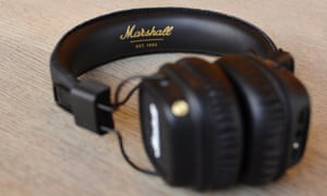 e722e47a568 Marshall Major II Bluetooth headphones: they last for ages and sound ...