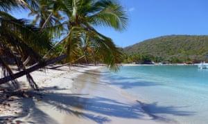 The British Virgin Islands get a vote? Wait, hang on ...