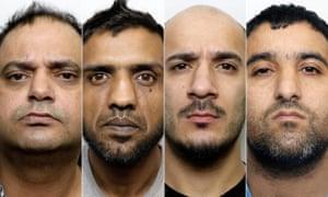 Gul Riaz, Banaras Hussain, Usman Ali, Abdul Majid