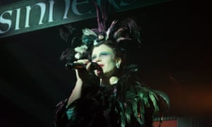 Lucy Rivers in Sinners Club.