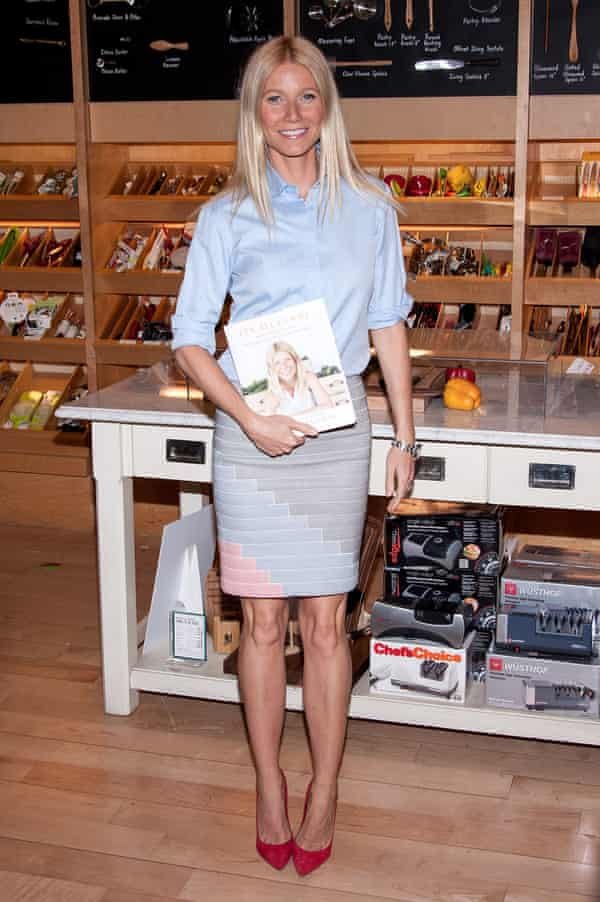 Gwyneth Paltrow is one of many celebrities who peddle empowerment.