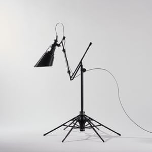 Anti turns broken umbrellas into desk and table lamps, with other components 3D printed from recycled plastic filament.Anti table lamp, £160, anti.waste.com