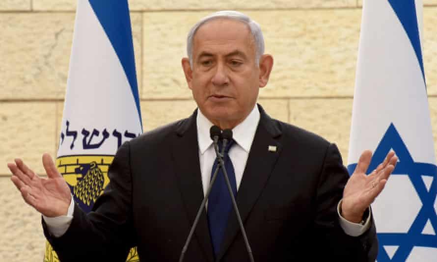 Benjamin Netanyahu is pushing Israel's 'shadow war' with Iran into the open.