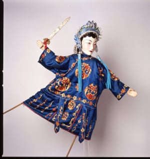 A character from the Chinese Legend of the White Snake: Blue Snake