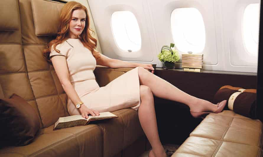 Nicole Kidman Etihad