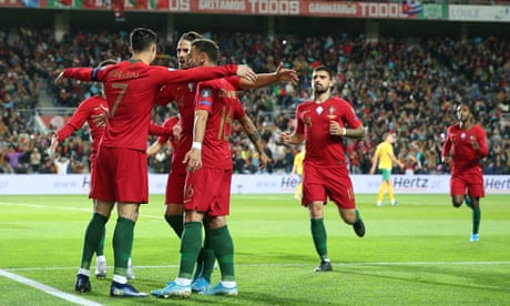Euro 2020 roundup: Cristiano Ronaldo hat-trick fires Portugal to verge of finals