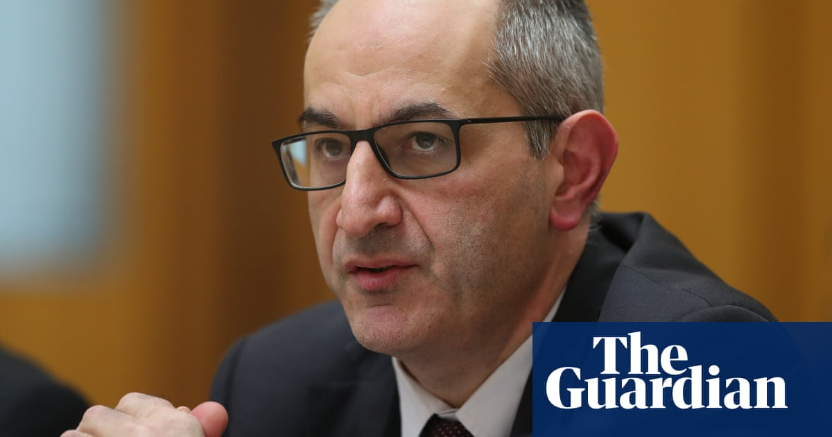 Home affairs secretary Mike Pezzullo says Australia can't avoid 'drums of war' at cost to liberty