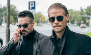 Why Polish gangster films 'on steroids' are making it big at the