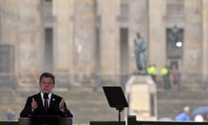 Colombia Juan Manuel Santos