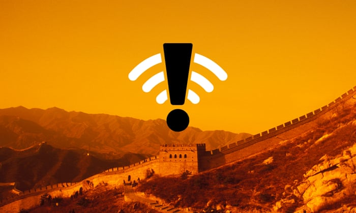 The great firewall of China: Xi Jinping's internet shutdown