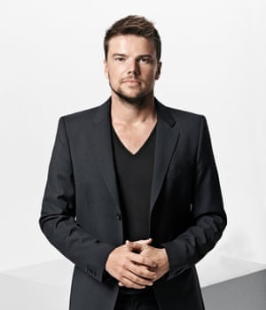 Bjarke Ingels, founder of the Bjarke Ingels Group architecture practice, who will design the 2016 Serpentine Gallery pavilion.