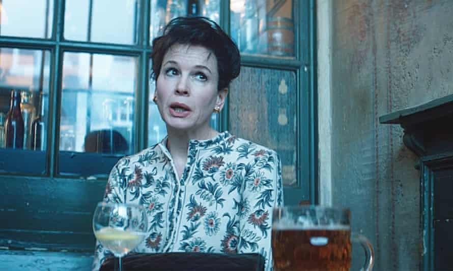 Best actress nominee … Renée Zellweger in Judy.