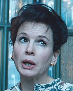 Ready for the future … Renée Zellweger in Judy.