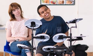 Scientists at the University of Chichester have found that rock drumming for just 60 minutes a week can improve autistic children's ability to learn in school. Students who took part in two 30-minute lessons were more likely to follow their teachers' instructions and found it easier to interact socially with peers and staff.