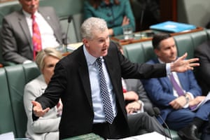 The manager of opposition business, Tony Burke, moves to suspend standing orders during question time