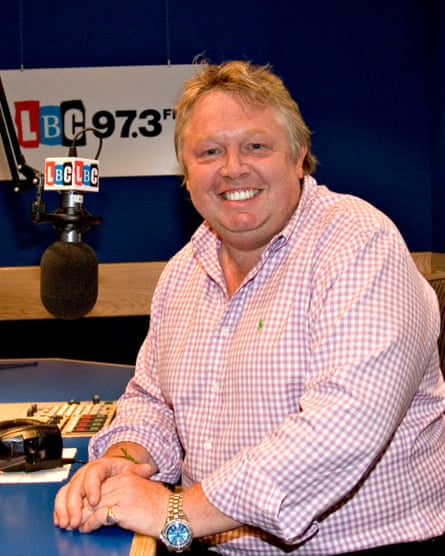 Radio host Nick Ferrari