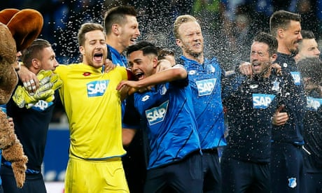Hoffenheim and Nagelsmann hit new high with historic Bayern win