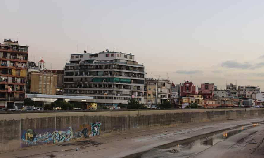 Bourj Hammoud, a refugee camp that is now its own municipality.